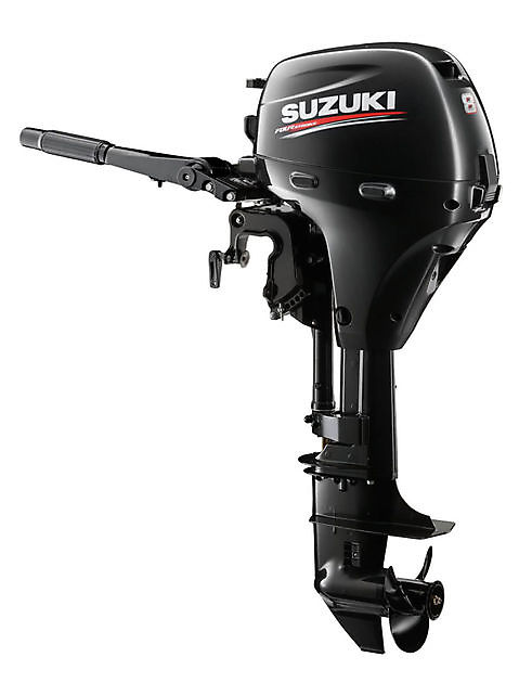 Suzuki DF8 - Watersport Reinders Beerta
