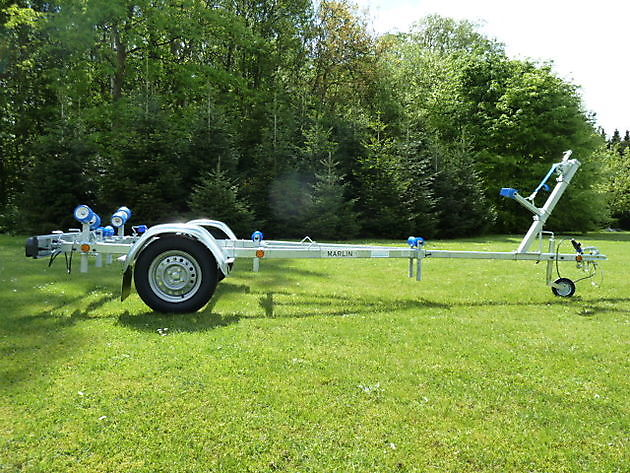 Marlin trailers - Watersport Reinders Beerta
