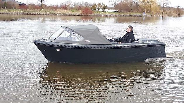 Oldambtsloep 570 Tender - Watersport Reinders Beerta