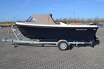 Oldambtsloep 530XL Watersport Reinders Beerta