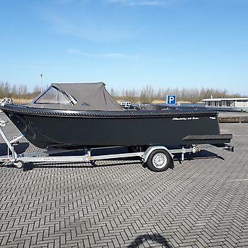 Oldambtsloep 570 Tender Watersport Reinders Beerta