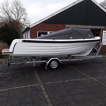 Oldambtsloep 580 Retro Watersport Reinders Beerta